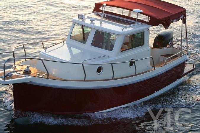 small boat charter  leidi 600  yachts in croatia