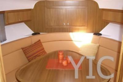 adex 29 motor yacht in croatia  charter on yachtsincroatia
