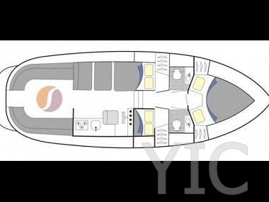adria 1000 motor yacht in croatia charter on yachtsincroatia