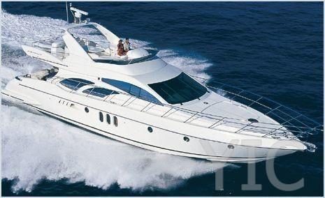 azimut 62, tamara i, motor yacht charter