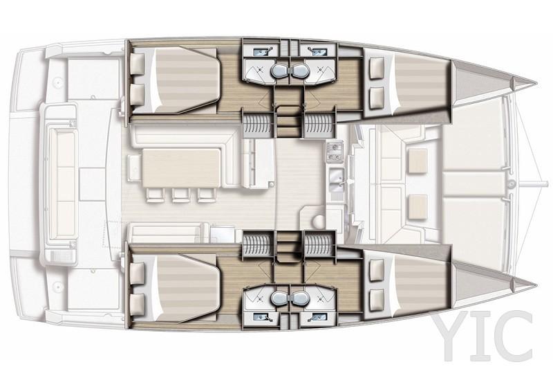 bali 41 layout