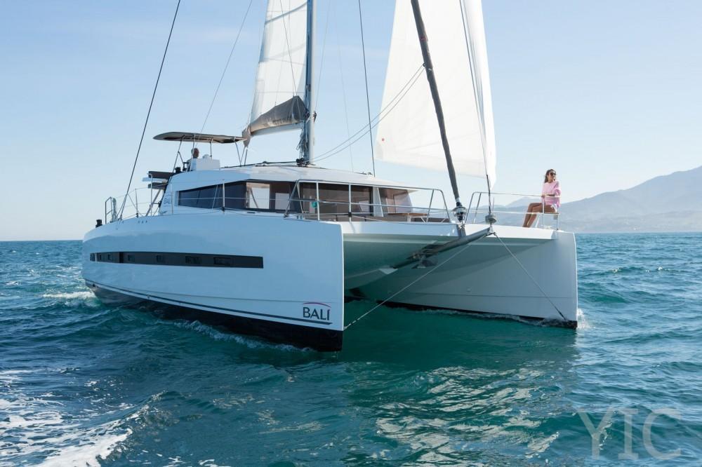 bali 45 yacht in croatia charter dalmatia