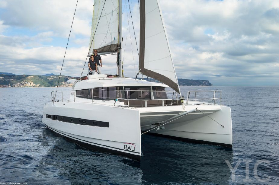 bali yachts in croatia charter catamaran dalmatia