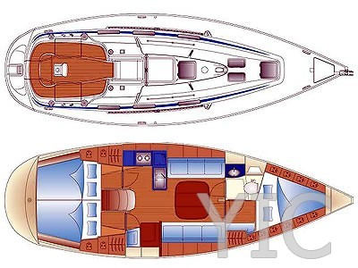 bavaria 36 sailing yacht in croatia   charter on yachtsincroatia