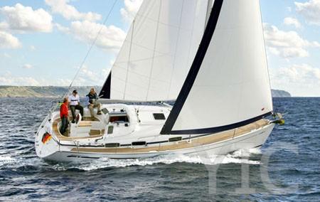 bavaria 37 sailing yacht in croatia charter on yachtsincroatia