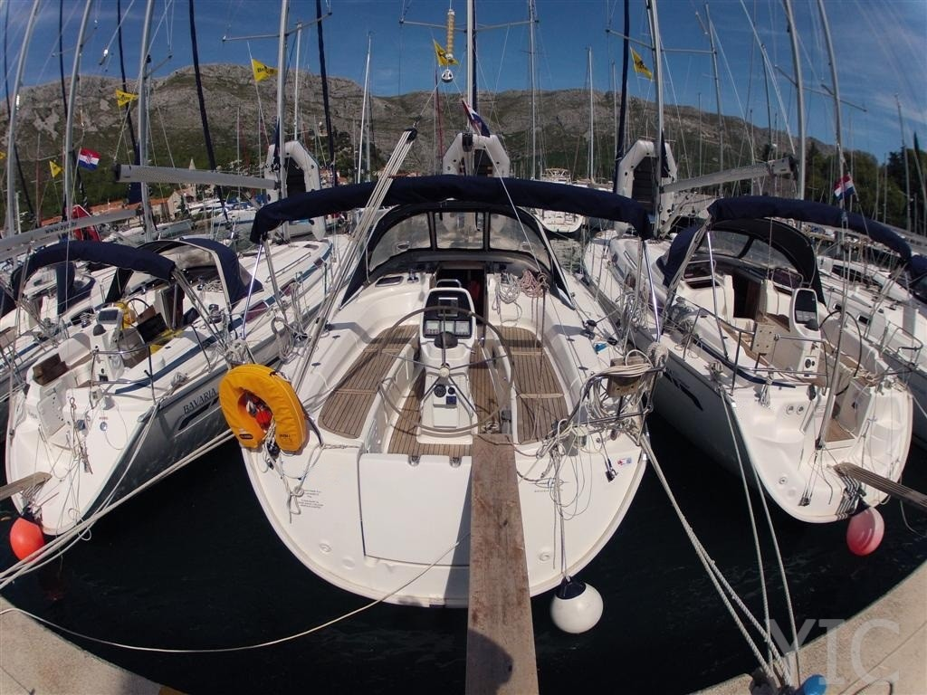 bavaria 38 cruiser sailing boat sale
