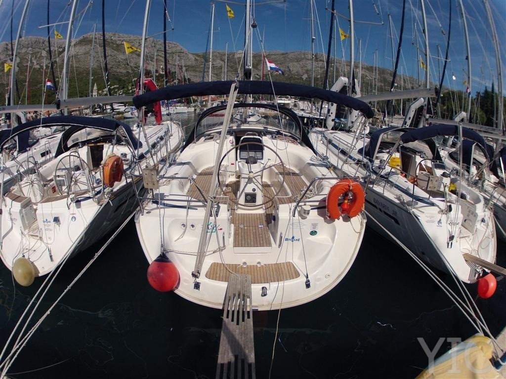 bavaria 39 cruiser sailing boat sale