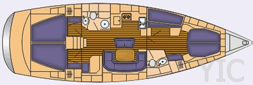 bavaria 46 cruisersk