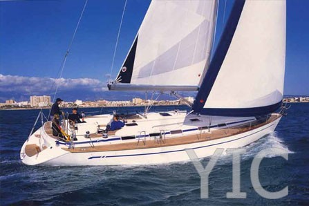 bavaria 46 sailing yacht in croatia charter on yachtsincroatia