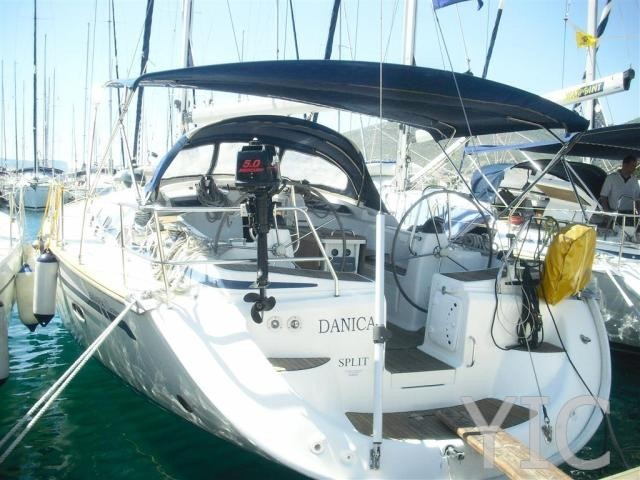bavaria 50 sailing yacht in croatia charter on yachtsincroatia