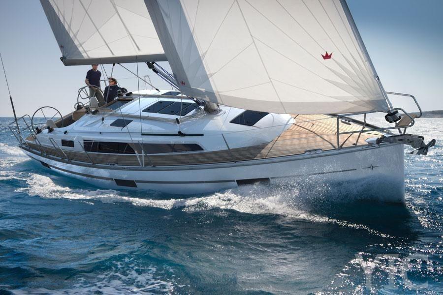 bavaria cruiser 37 yachts in croatia charter zadar
