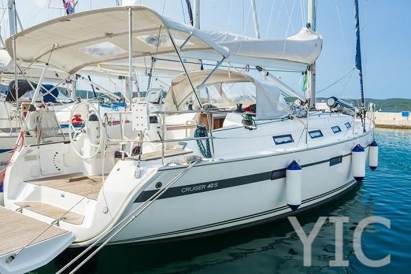 bavaria cruiser 40s   sailing yacht in croatia charter on yachtsincroatia