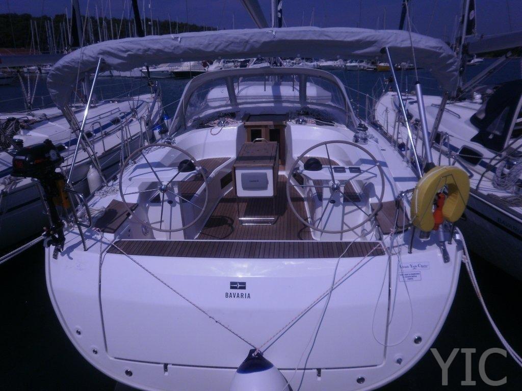 bavaria cruiser 45 sailing boat sale