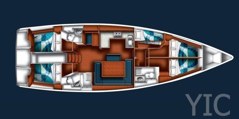 bavaria cruiser 50 layout1