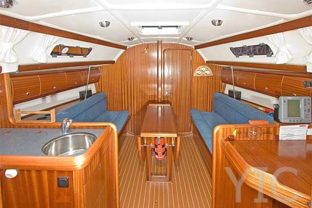 bavaria32 charter croatia 399