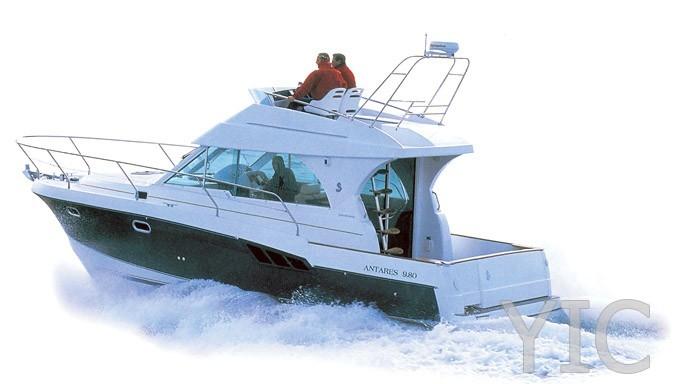 beneteau antares motor yacht in croatia charter on yachtsincroatia