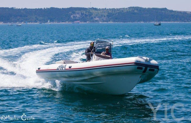 boat charter zadar