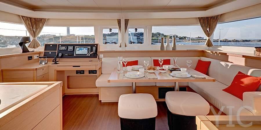 catamaran charter croatia lagoon 450 2019 id77150 6