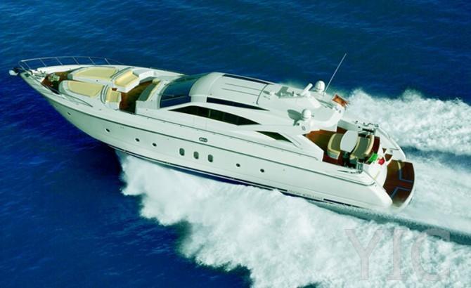 dalla pieta 72 ht luxury yacht in croatia charter on yachtsincroatia