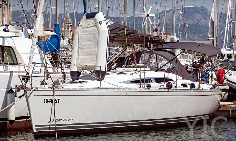 delphia 33 charter sailing yacht in croatia yachtsincroatia