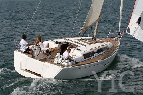 dufour 375 gl sailing yacht in croatia   charter on yachtsincroatia
