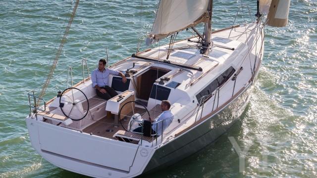 dufour 382 yachts in croatia charter biograd