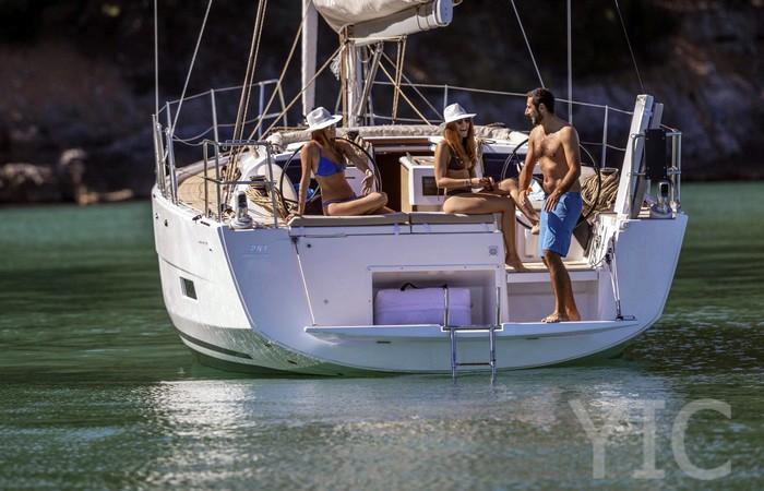 dufour 390 yachts in croatia charter  dalmatia