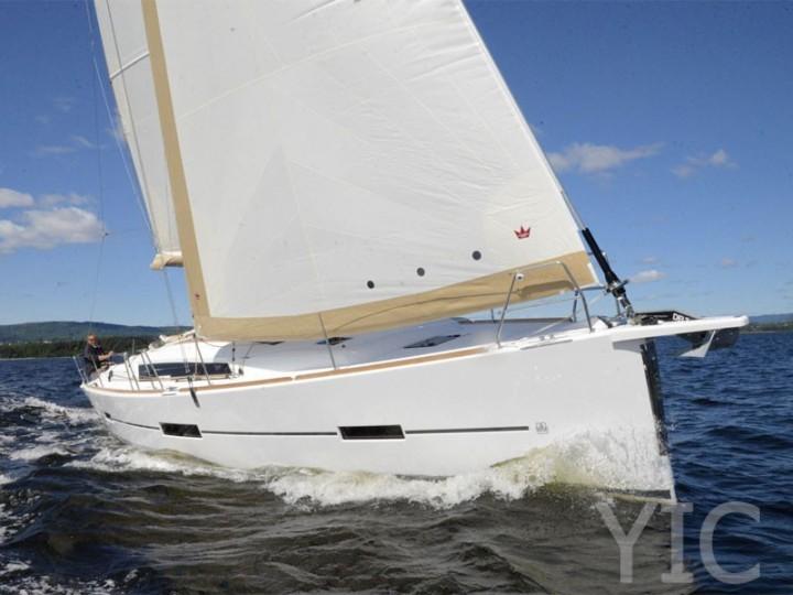 dufour 412, sailing yacht, charter