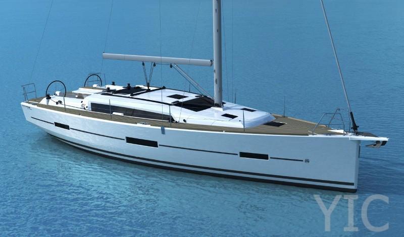 dufour 412 yachts in croatia charter