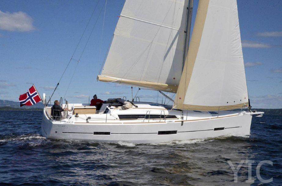 dufour 412 yachts in croatia charter dalmatien