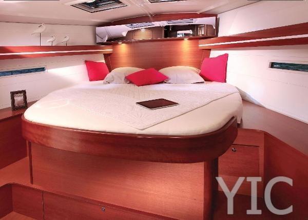 dufour 450   sailing yacht in croatia   charter on yachtsincroatia