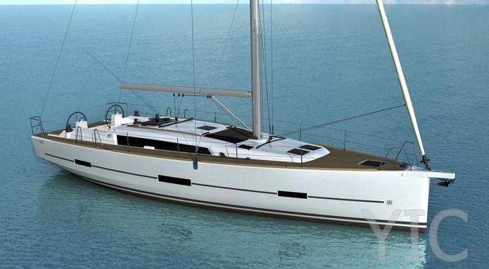 dufour 460 charter dalmatia yachts in croatia