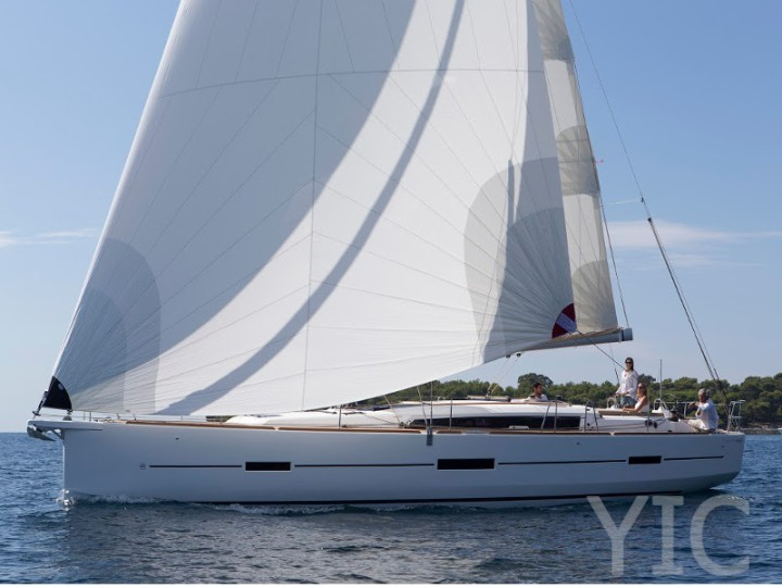 dufour 460 grand large, sailing yacht, charter