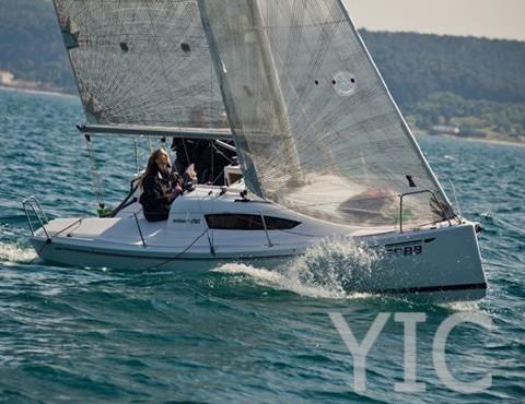 elan 210 performance sailing yacht in croatia charter on yachtsincroatia