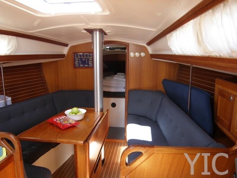 elan 333   sailing yacht in croatia   charter on yachtsincroatia