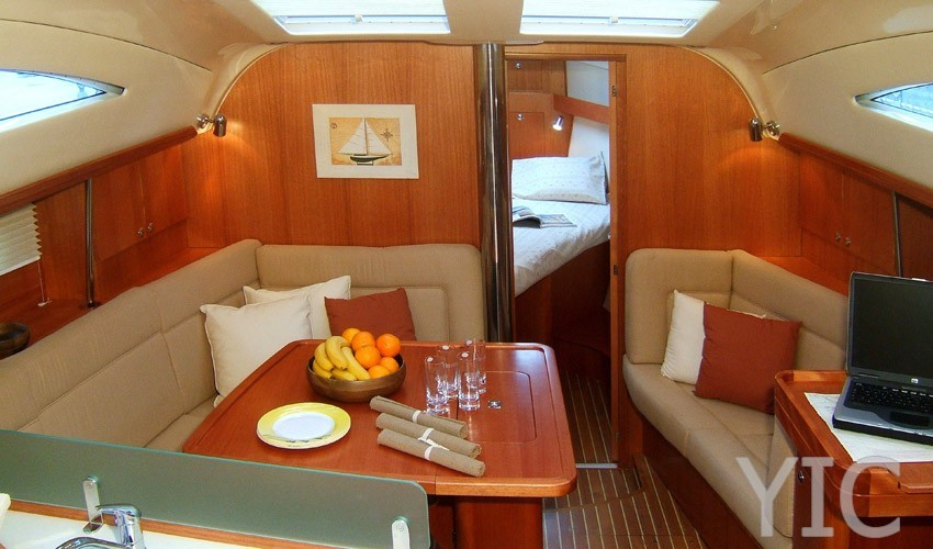 elan 384 impression sailing yacht in croatia charter on yachtsincroatia