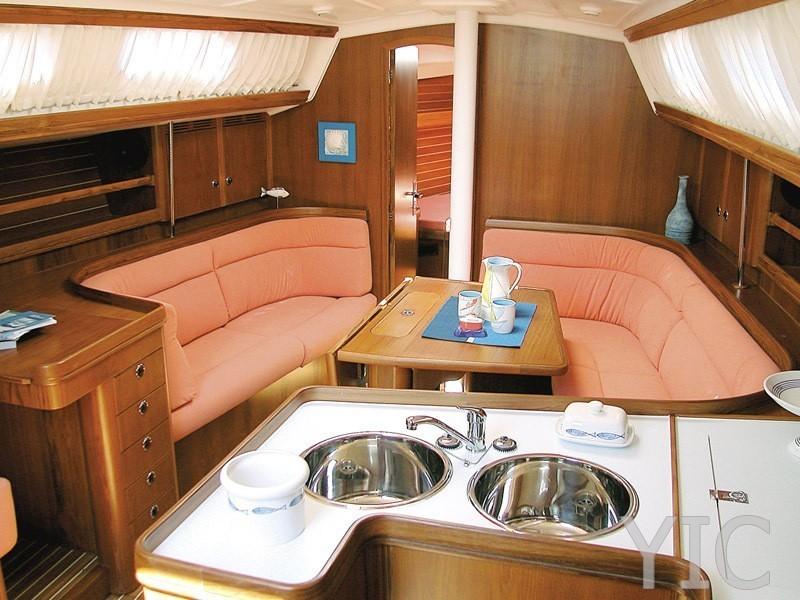 elan 40   sailing yacht in croatia charter on yachtsincroatia