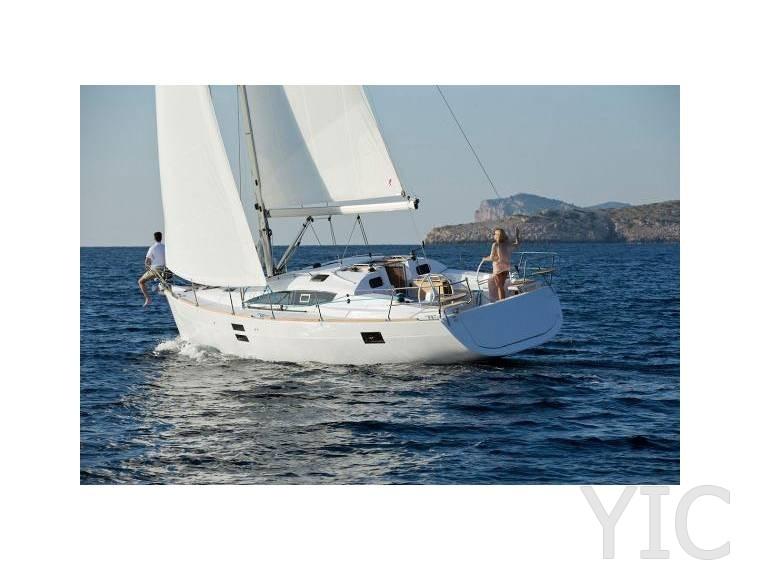 elan 40 yachts in croatia charter