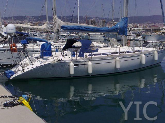 elan 431 sailing yacht in croatia charter on yachtsincroatia