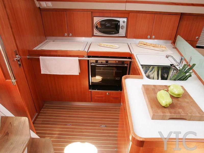 elan 434 sailing yacht in croatia charter on yachtsincroatia