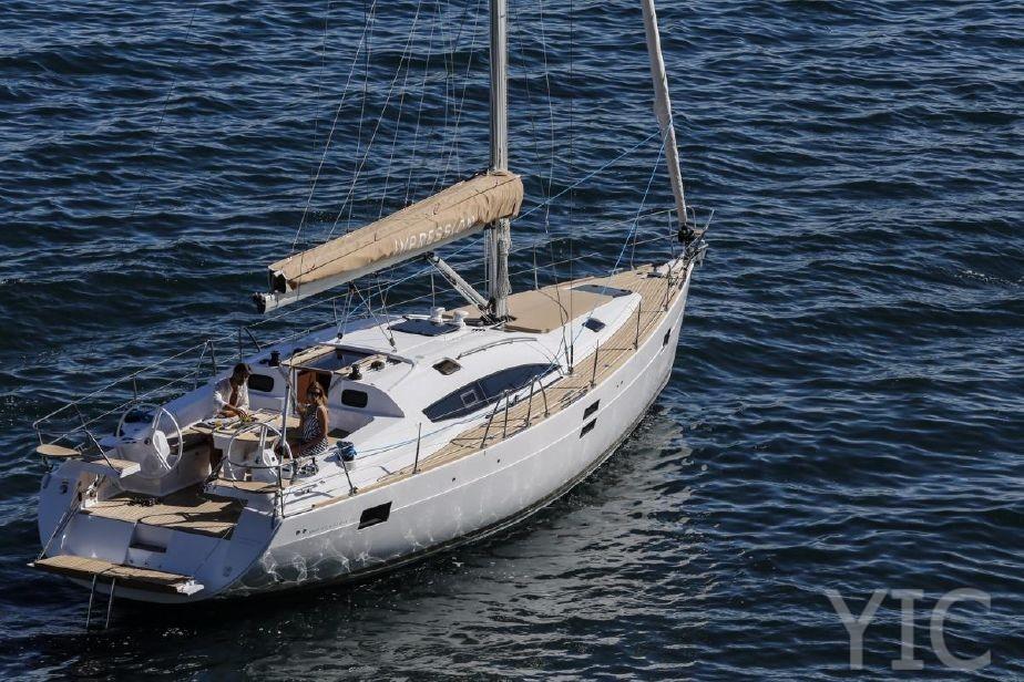 elan impression 45 yachts in croatia charter in dalmatien