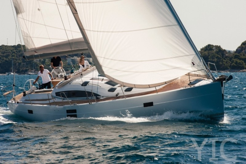 elan impression yachts in croatia charter