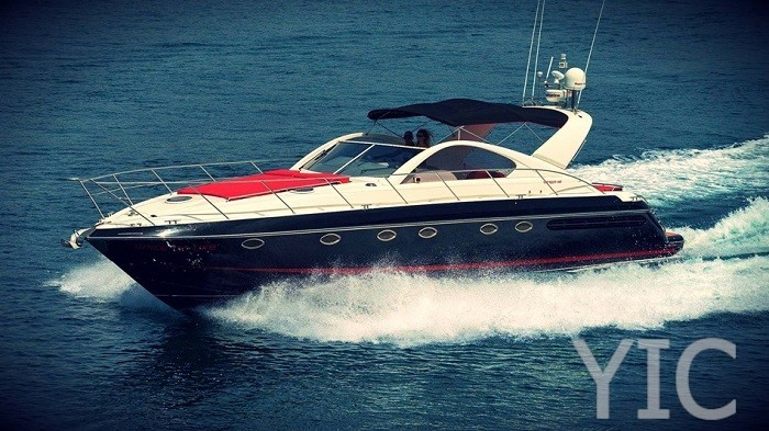 fairline targa 48 motor yacht in croatia charter on yachtsincroatia