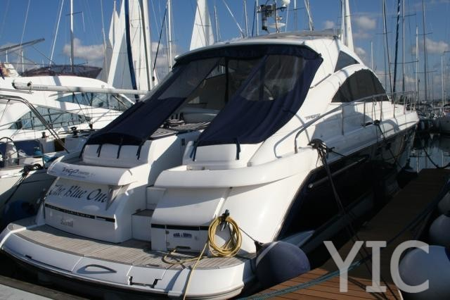 fairline targa 52 gt motor yacht in croatia charter on yachtsincroatia