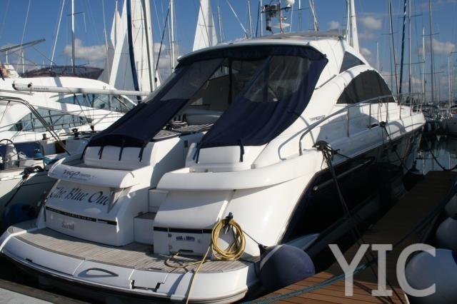 fairline targa 52 gt motor yacht in croatia charter on yachtsincroatia