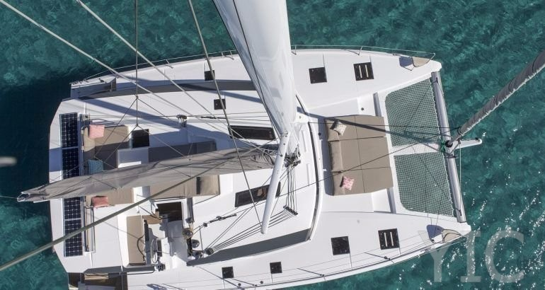 fountaine pajot saona 47 yachts in croatia charter