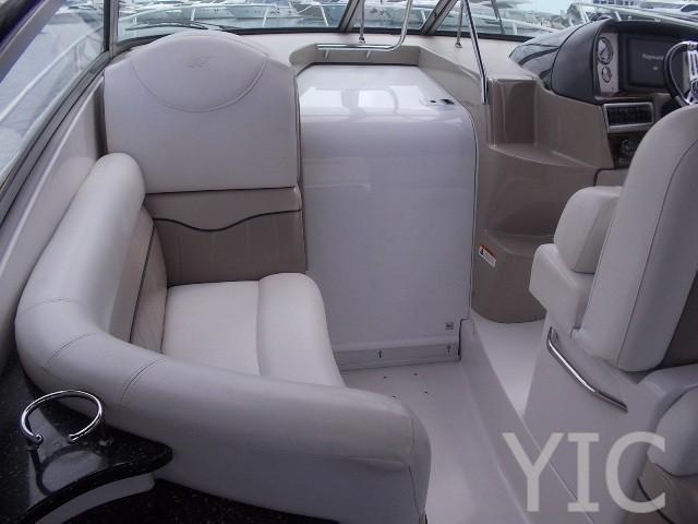 four winns 318 motor yacht in croatia charter on yachtsincroatia