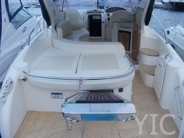 gobbi 315 motor yacht in croatia charter on yachtsincroatia