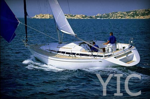 grand soleil 37   sailing yacht in croatia charter on yachtsincroatia