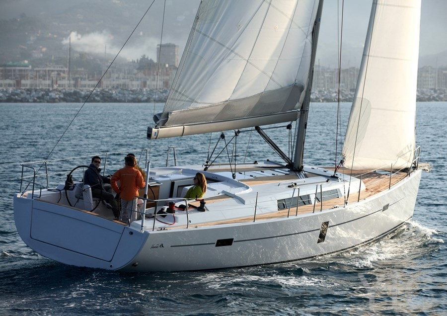hanse 455 sailing yacht croatia